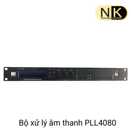 bộ xử lý tín hiệu âm thanh pll408