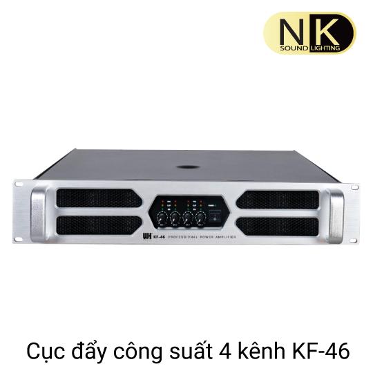 cục đẩy công suất wh 4 kênh kf 46
