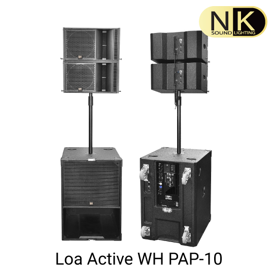 loa active wh pap 10
