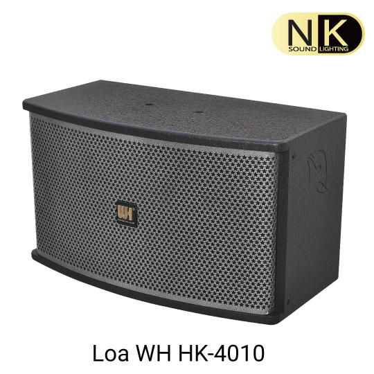 Loa Karaoke WH HK 4010