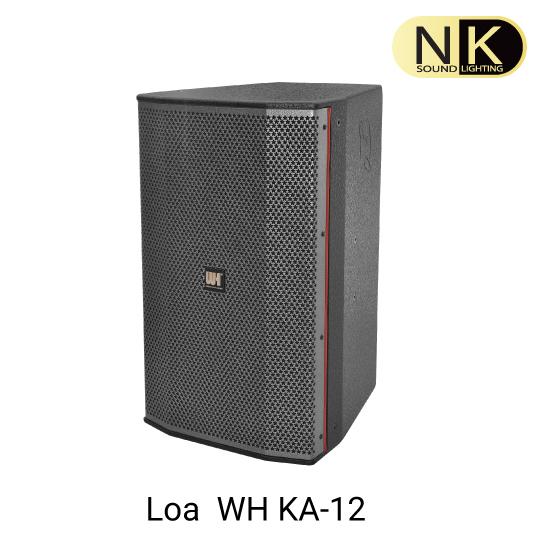 Loa Karaoke WH KA 12