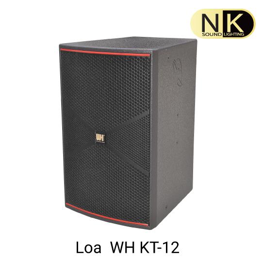 Loa Karaoke WH KT 12