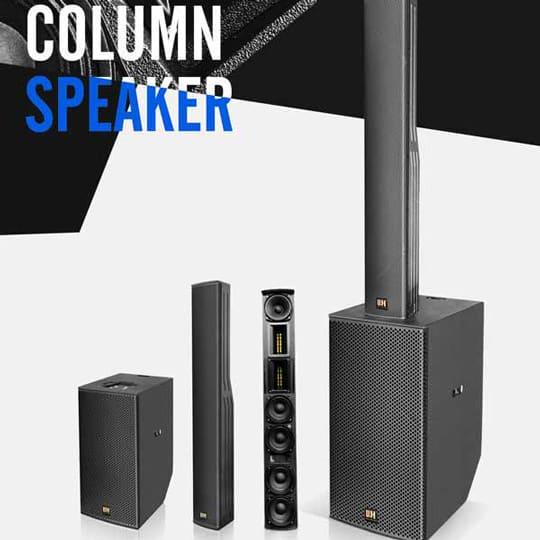 Loa cột column WH