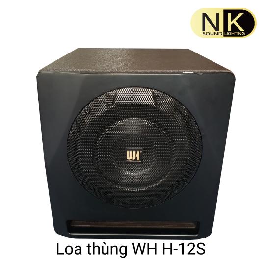 Loa Sub Karaoke gia đình H 12S