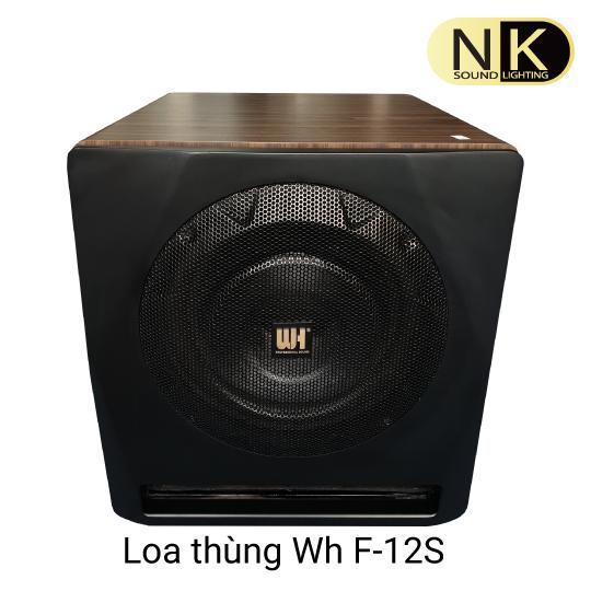 Loa sub wh f12S
