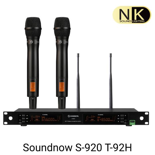 Micro không dây Soundnow