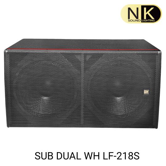 Loa Sub điện Karaoke LF 218S