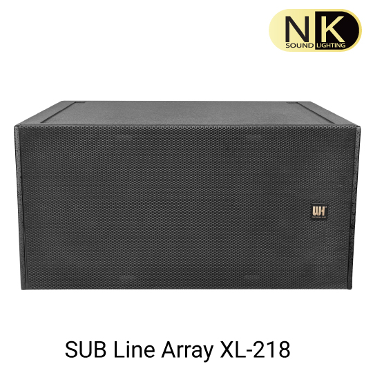Sub Line Array XL 218
