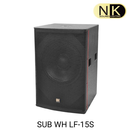 Loa sub bass 40 LF 15S WH