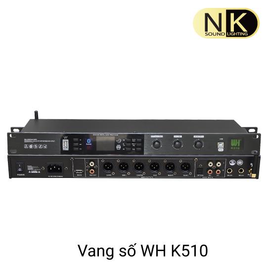Vang số Karaoke WH K510