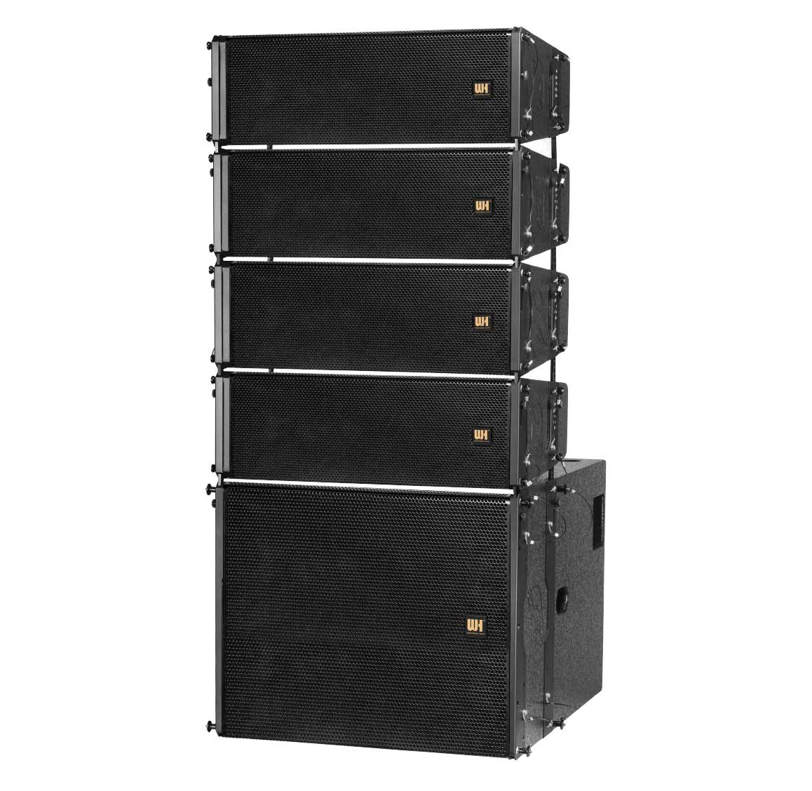 dàn loa line array