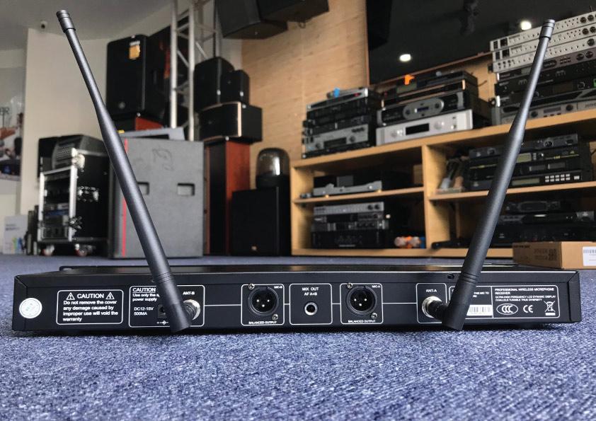 công kết nối micro soundnow 602u