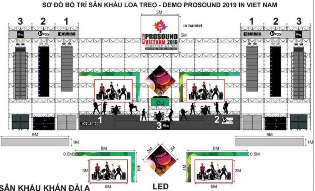 Demo Prosound Vietnam 2019