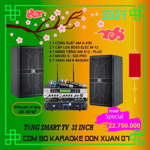 combo karaoke giá rẻ