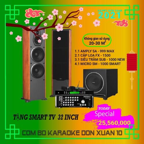combo karaoke