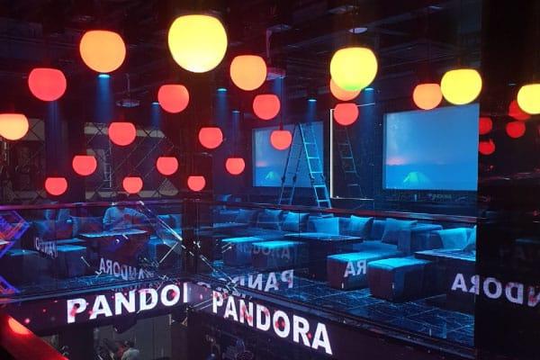 PANDORA BAR CLUP